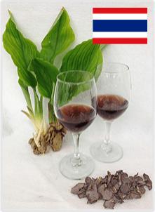タイ健康茶