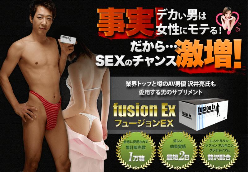 フュージョンEXの商品画像